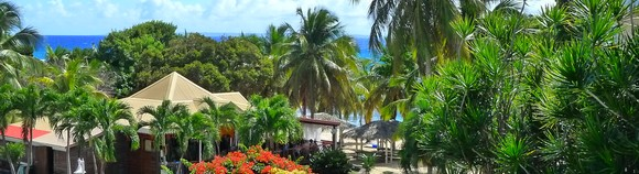 Restaurant Ti Coco sur la plage