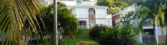 Villas d'architecture créole