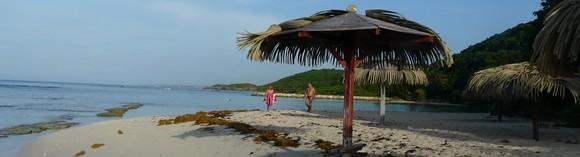 Location vacances en Guadeloupe au bord de la mer